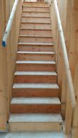 Framing stairs