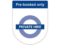 PCO car rent MINI CAB UBER approved