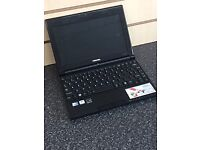 TOSHIBA NB500 NETBOOK (ONLY £65.00)