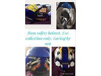 Kids safety helmet