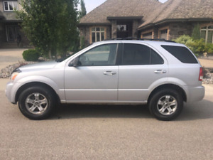 2005 Kia Sorento EX AWD towing package