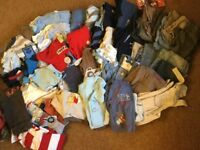 Baby boys clothes 12-18months