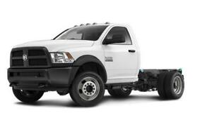 2017 RAM 4500 Chassis ST