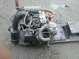 Kubota 2 cylinder diesel