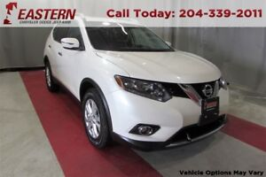 2016 Nissan Rogue SV PUSH STRT 17 ALLOY USB RADIO A/C CRUISE AM/
