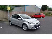 2011 Renault Clio 1.2 16v Dynamique Tom Tom 5 Door 59,000 Miles Service History - Cat d - Low Price