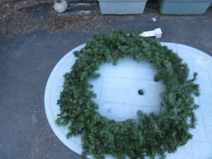CHRISTMAS WREATHS (2) - EXTRA LARGE