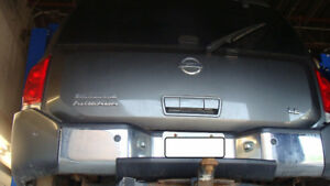 2004 Nissan Pathfinder Armada - New Muffler and Y-pipe $400