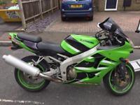 Kawasaki Zx6r parts for sale