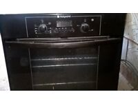 Hotpoint Integrated Oven