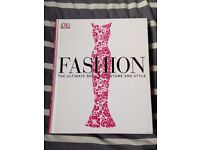 DK Fashion Book, Hardcover, Good condition