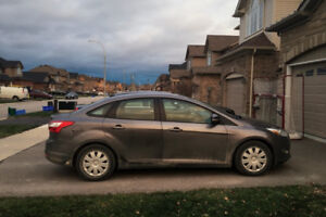 2012 Ford Focus SE Sedan ($6000/OBO)