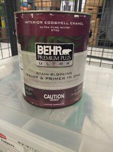 Behr Premium Plus for $30 only