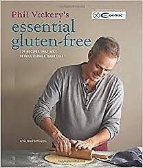 BRAND NEW - Phil Vickery's Essential Gluten - Free Recipe Book