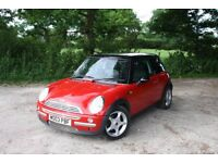 BMW MINI COOPER 2003 34K very clean example