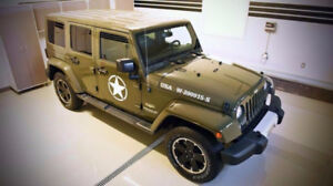 2015 Jeep Wrangler Unlimited SUV, Crossover