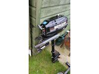 Mercury 2.5 Outboard motor