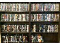 DVD selection