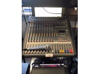 Brand New Display Dynacord Powermate 1000-3 Powered Mixer