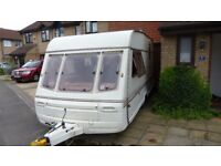 CARAVAN SWIFT CHALLENGER 470/2SE , 2/3 berth