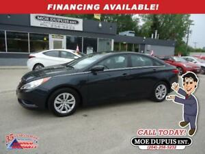 2011 Hyundai Sonata GL, ACCIDENT FREE!! LOCAL TRADE IN!!