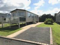 Static Caravan 12 month Holiday Home season - Perranporth Newquay Cornwall