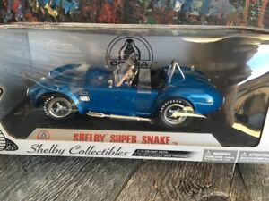 Cobra Shelby  Super Snake Shelby Collectibles