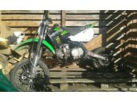 Stomp 160cc pitbike *just serviced*