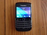 Blackerry Bold 9790 with box, leather pouch, USB lead, UK & EU plugs on Vodafone