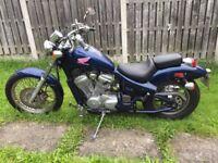 Honda VLX 'shadow' V twin 600cc