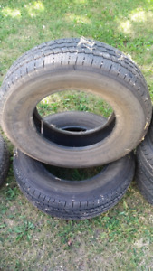P235/70R16 Continental Tires