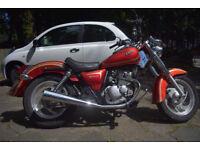 Sinnis Vista/Qingqi QM 125cc Motorcycle