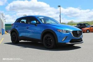 2016 Mazda CX-3 GS! LEATHER! SUNROOF! ALL WHEEL DRIVE!
