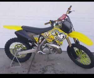 Great deal! 2007 Suzuki RM250