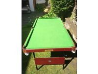 Snooker/ Pool Table - Penarth