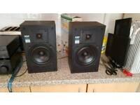 Kef cara compact speakers