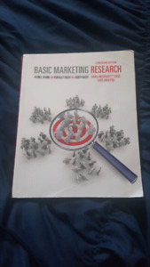 Marketing Research Canadian Edition