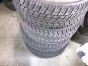 P 275 55 20 TOYO M+S = 4 TIRES for sale