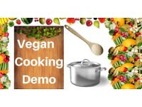 Vegan Cookery Demonstration - Bristol