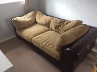 FREE two-seater couch