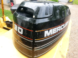 PARTING OUT Mercury outboard long shaft 30hp. Check out my other