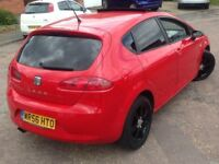 SEAT Leon 5dr (2006) MK2 2.0 FSI Stylance Tiptronic 5dr Full service history Great condition