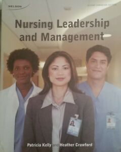 Nursing Leadership and Management - Used As New