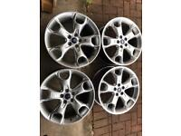 "Kuga 19"" alloy wheels"