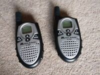 Midland G-300 Walkie Talkies