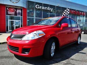 2012 Nissan Versa 1.8S/PORTES ELECTRIQUES/BAS MILAGES
