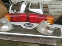 Daihatsu hijet parts + square headlamps