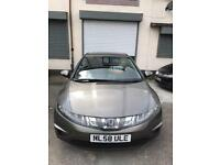 Honda Civic 1.8 5 doors hatchback 2008 58 plate