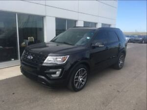 2016 Ford Explorer Sport LOADED! $325.78 b/weekly.