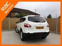 2013 Nissan Qashqai +2 – 1.6 Acenta 5 Speed 7-Seater Pan Roof Bluetooth Parkin